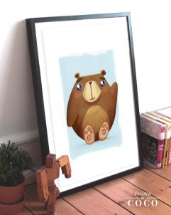 Bear-Palma-de-coco