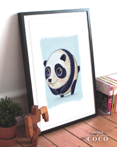 Panda-Palma-de-coco
